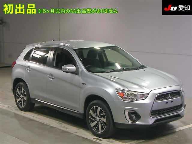 Import and buy MITSUBISHI RVR 2014 from Japan to Nairobi, Kenya