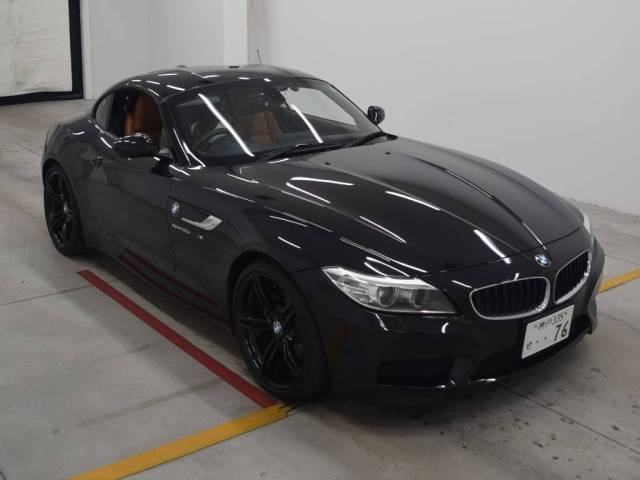 Import and buy BMW Z4 2015 from Japan to Nairobi, Kenya