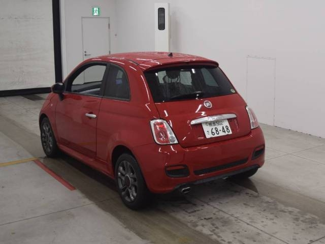 Import and buy FIAT 500S 2014 from Japan to Nairobi, Kenya