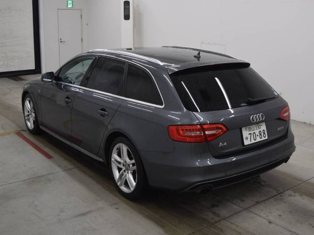 Import and buy AUDI OTHER 2014 from Japan to Nairobi, Kenya