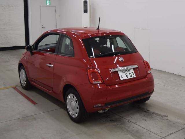 Import and buy FIAT 500 2016 from Japan to Nairobi, Kenya