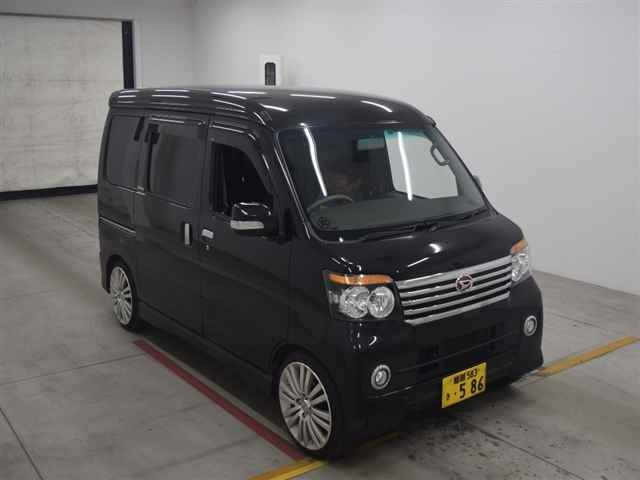 Import and buy DAIHATSU ATRAI WAGON 2013 from Japan to Nairobi, Kenya