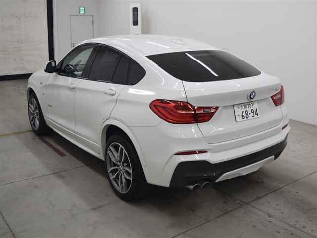 Import and buy BMW X4 2016 from Japan to Nairobi, Kenya