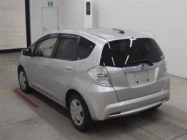 Import and buy HONDA FIT 2013 from Japan to Nairobi, Kenya