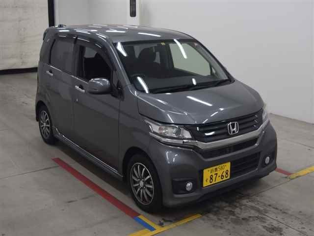 Import and buy HONDA N WGN 2014 from Japan to Nairobi, Kenya