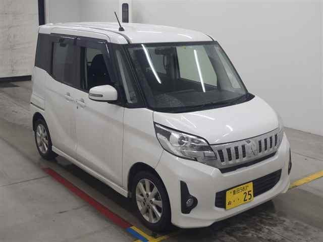 Import and buy MITSUBISHI EK SPACE 2014 from Japan to Nairobi, Kenya