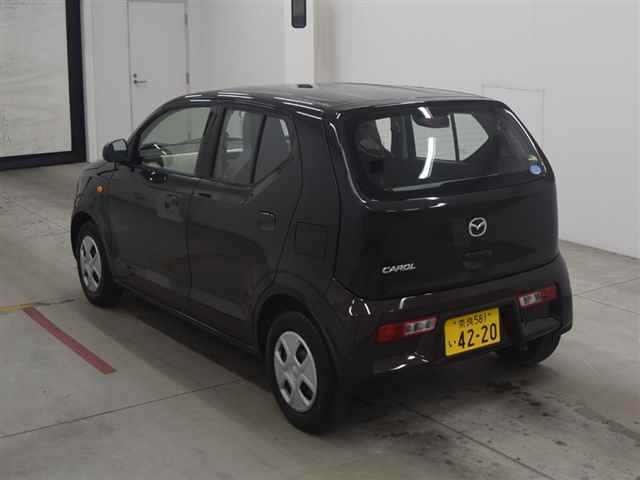 Import and buy MAZDA CAROL 2017 from Japan to Nairobi, Kenya