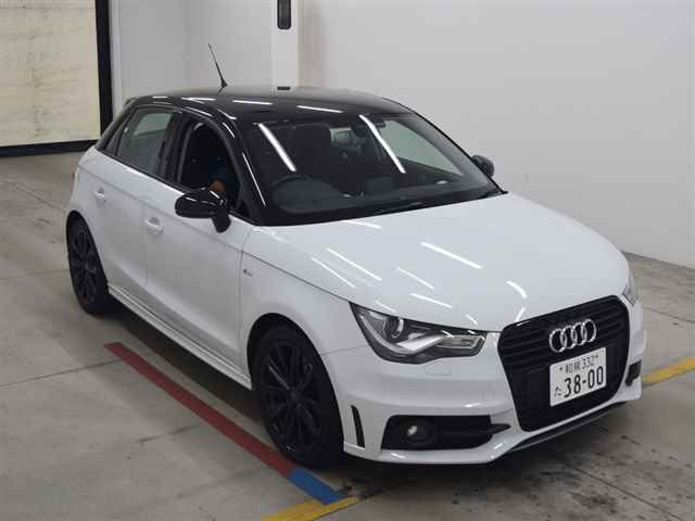 Import and buy AUDI A1 2015 from Japan to Nairobi, Kenya