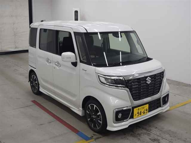 Import and buy SUZUKI SPACIA 2019 from Japan to Nairobi, Kenya