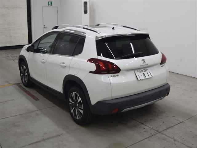Import and buy PEUGEOT 2008 2017 from Japan to Nairobi, Kenya