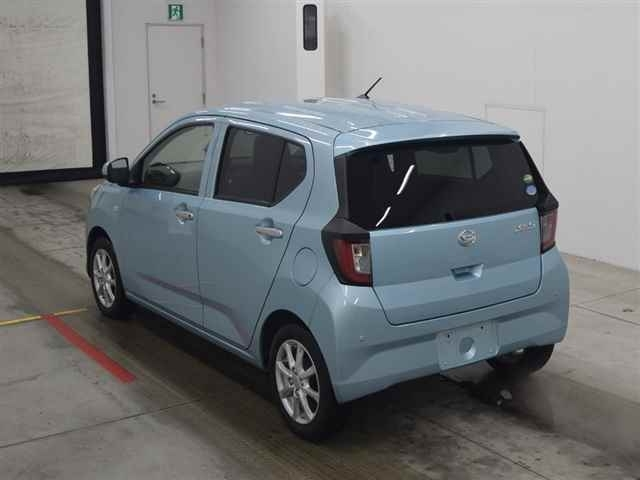 Import and buy DAIHATSU MIRA E S 2017 from Japan to Nairobi, Kenya
