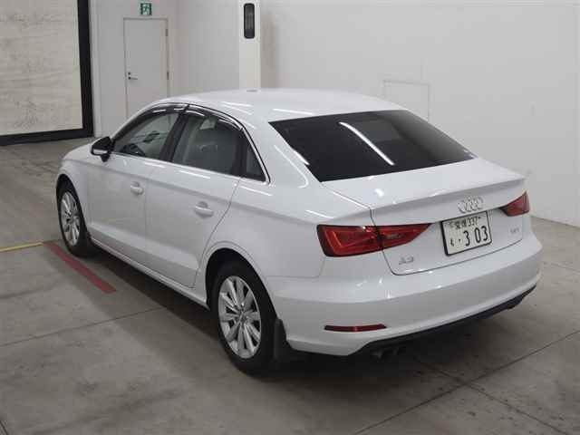 Import and buy AUDI A3 2014 from Japan to Nairobi, Kenya