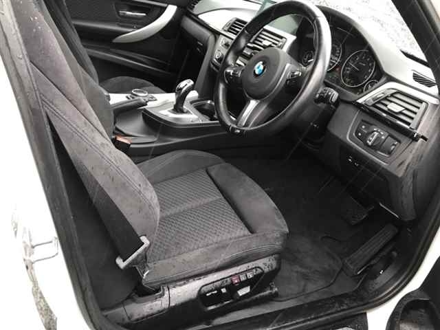 Import and buy BMW 3 SERIES 2014 from Japan to Nairobi, Kenya