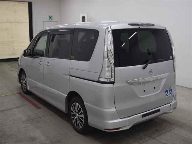 Import and buy NISSAN SERENA 2014 from Japan to Nairobi, Kenya