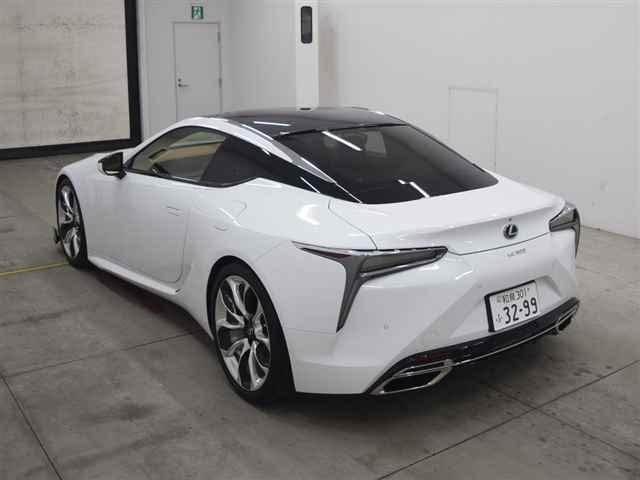 Import and buy LEXUS LC 2018 from Japan to Nairobi, Kenya