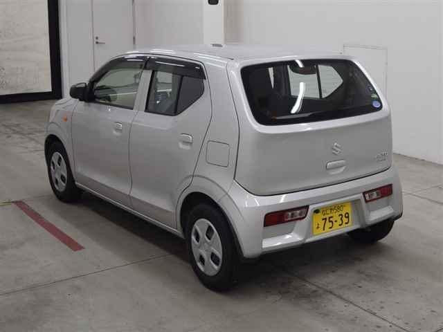 Import and buy SUZUKI ALTO 2017 from Japan to Nairobi, Kenya