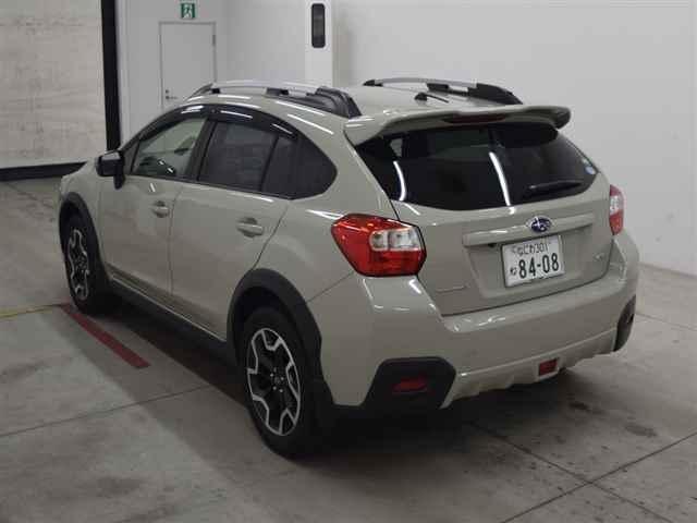 Import and buy SUBARU XV 2016 from Japan to Nairobi, Kenya