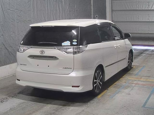 Import and buy TOYOTA ESTIMA 2015 from Japan to Nairobi, Kenya