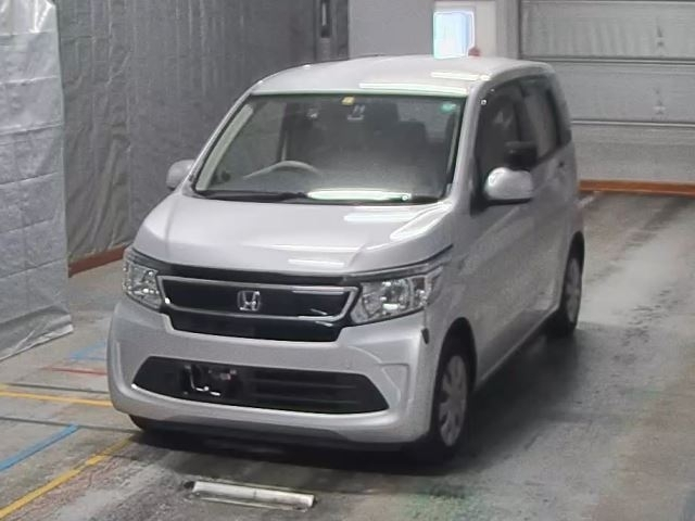 Import and buy HONDA N WGN 2015 from Japan to Nairobi, Kenya