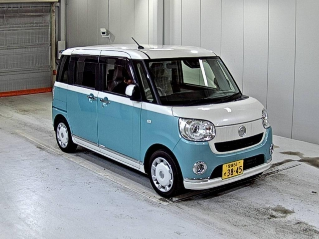 Import and buy DAIHATSU MOVE CANBUS 2018 from Japan to Nairobi, Kenya