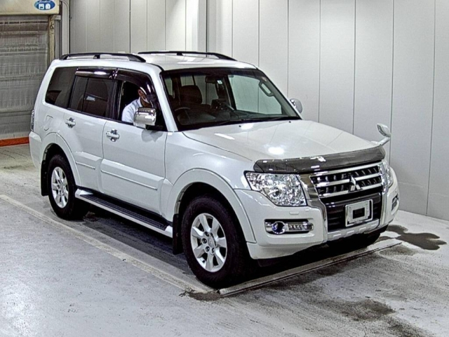 Import and buy MITSUBISHI PAJERO 2015 from Japan to Nairobi, Kenya