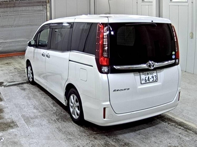 Import and buy TOYOTA ESQUIRE 2016 from Japan to Nairobi, Kenya