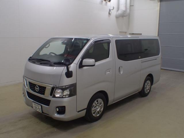 Import and buy NISSAN CARAVAN VAN 2015 from Japan to Nairobi, Kenya
