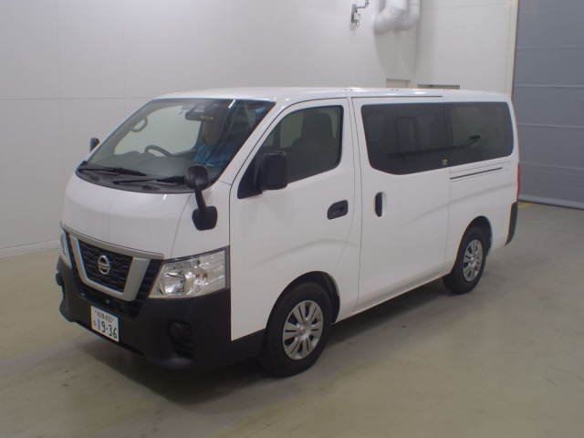 Import and buy NISSAN CARAVAN VAN 2019 from Japan to Nairobi, Kenya