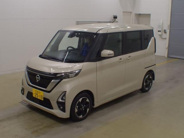 Import and buy NISSAN ROOX 2021 from Japan to Nairobi, Kenya
