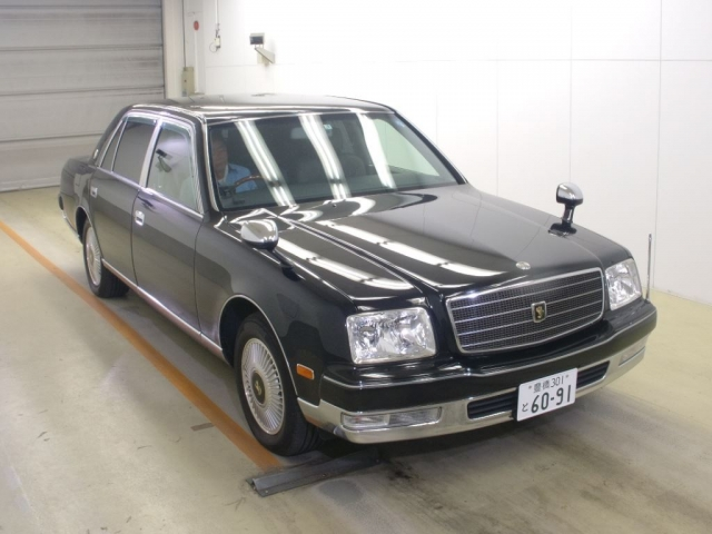 Import and buy TOYOTA CENTURY 2015 from Japan to Nairobi, Kenya