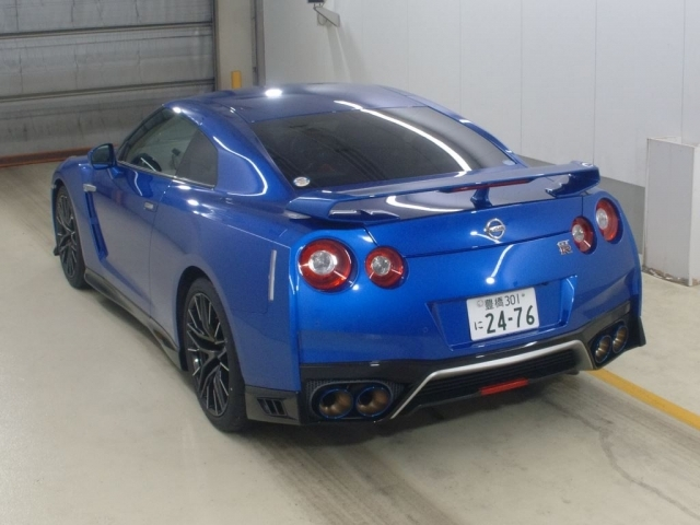 Import and buy NISSAN GT-R 2019 from Japan to Nairobi, Kenya