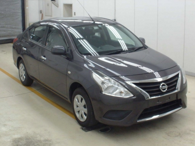 Import and buy NISSAN LATIO 2015 from Japan to Nairobi, Kenya