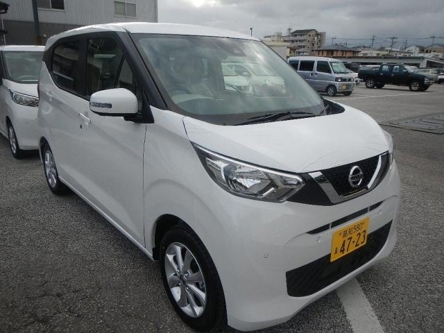 Import and buy NISSAN DAYZ 2021 from Japan to Nairobi, Kenya