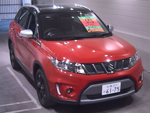 Import and buy SUZUKI ESCUDO 2019 from Japan to Nairobi, Kenya