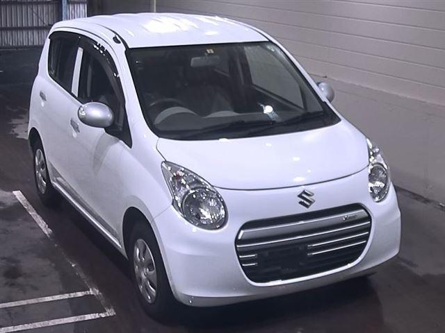 Import and buy SUZUKI ALTO ECO 2014 from Japan to Nairobi, Kenya