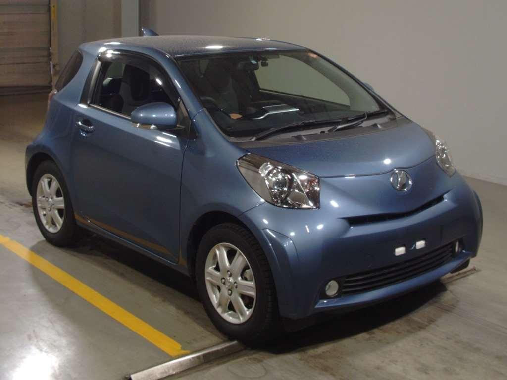 Toyota Iq 2016