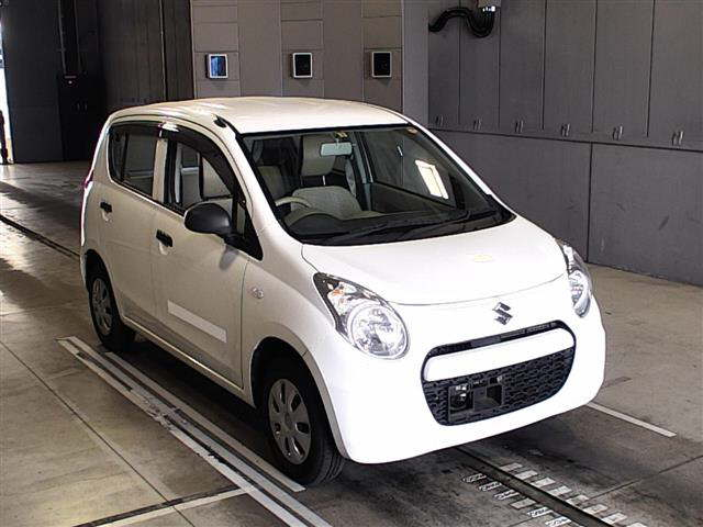Import and buy SUZUKI ALTO 2013 from Japan to Nairobi, Kenya