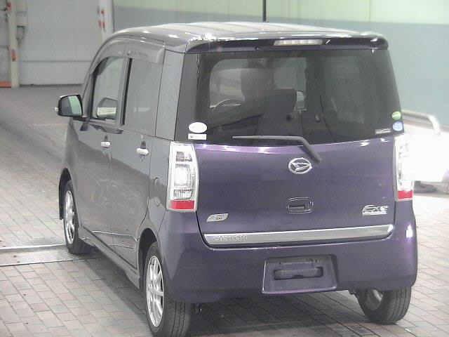 Import and buy DAIHATSU TANTO EXE 2013 from Japan to Nairobi, Kenya
