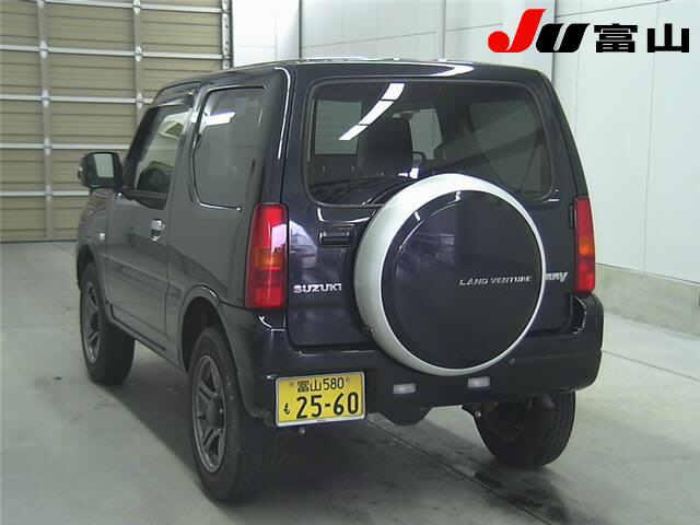 Import and buy SUZUKI JIMNY 2015 from Japan to Nairobi, Kenya
