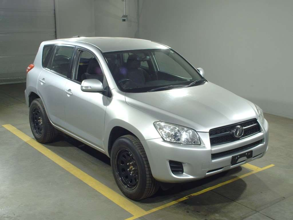 buy import toyota rav4 2011 to kenya from japan auction import car from japan to kenya