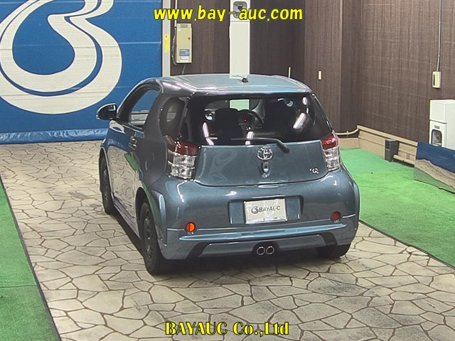 Import and buy TOYOTA IQ 2013 from Japan to Nairobi, Kenya