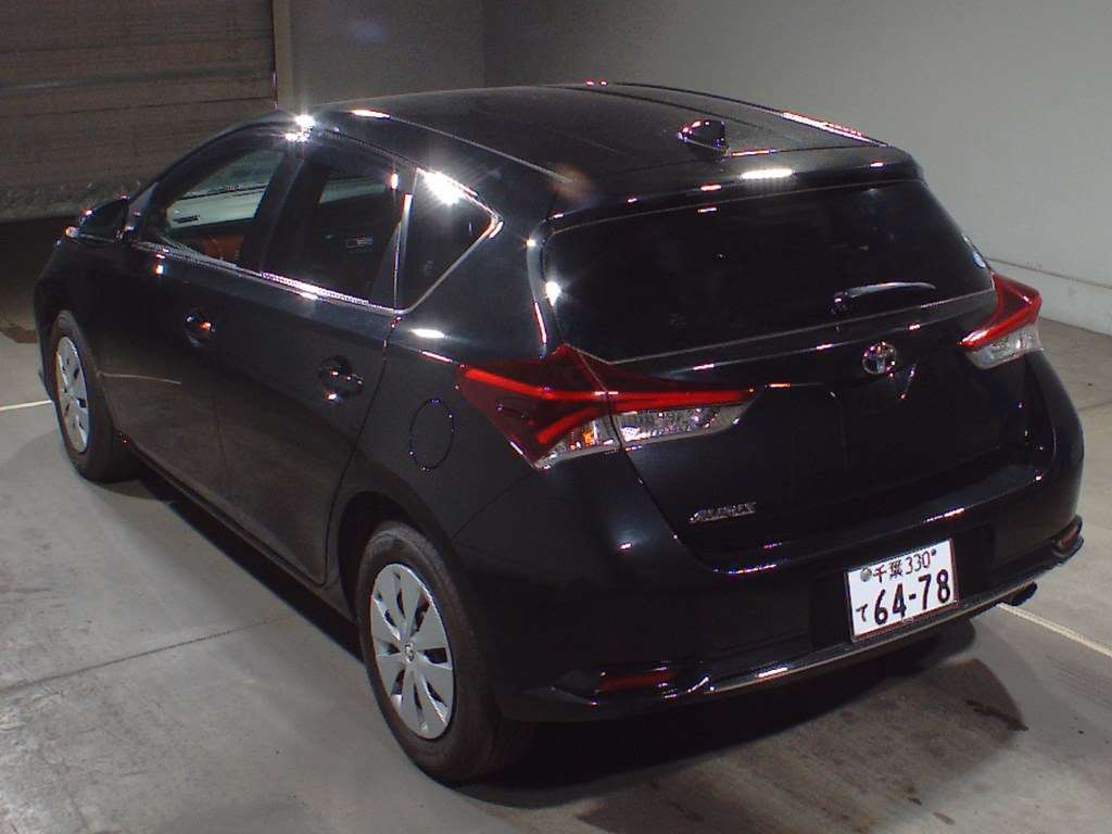 Buy Import Toyota Auris 2015 To Kenya From Japan Auction