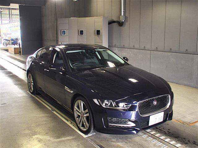 Buy/import JAGUAR XE (2016) to Kenya from Japan auction on