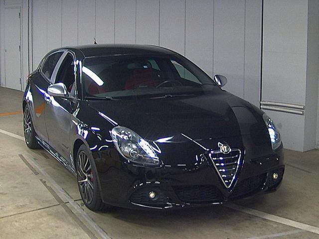 Buy/import ALFAROMEO ALFA ROMEO GIULIETTA (2012) to Kenya ... on
