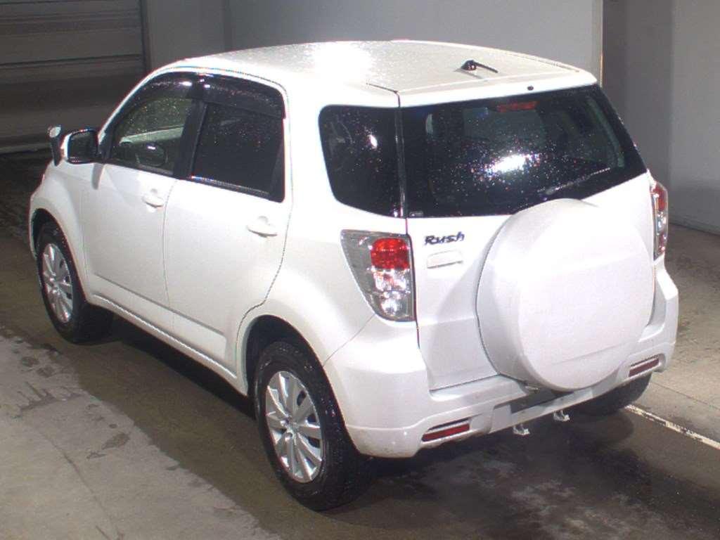Kelebihan Kekurangan Toyota Rush 2013 Tangguh