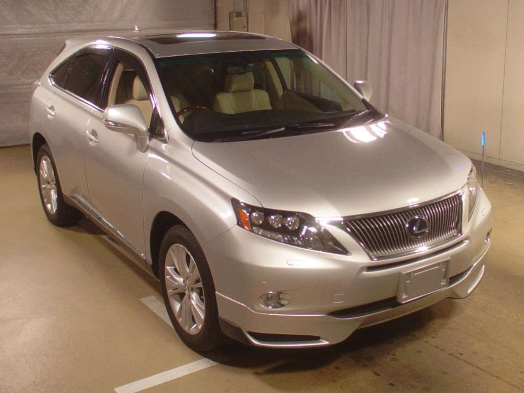 Buy Lexus Rx 2011 From Japan Auction And Import To Kenya