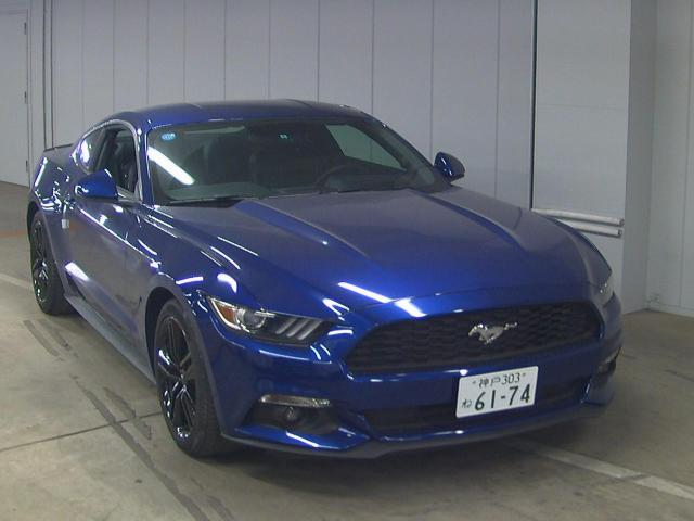 Ford Ford Auction >> Buy Import Ford Ford Mustang 2015 To Kenya From Japan Auction
