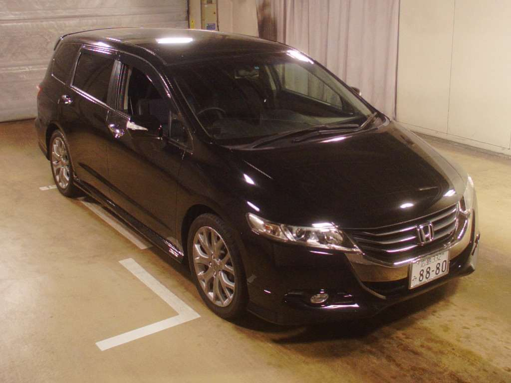 Buy Import Honda Odyssey 2011 To Kenya From Japan Auction Would You Like A Genuine Quality Direct In