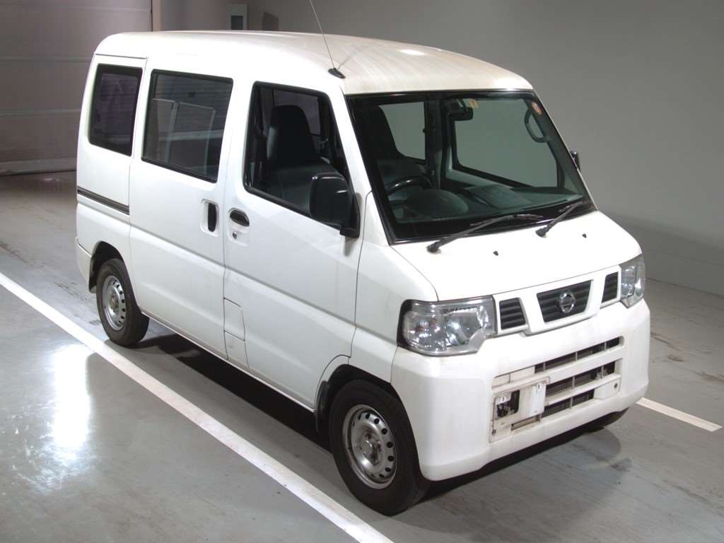 Buy Nissan Clipper Van 2014 From Japan Auction And Import To Kenya