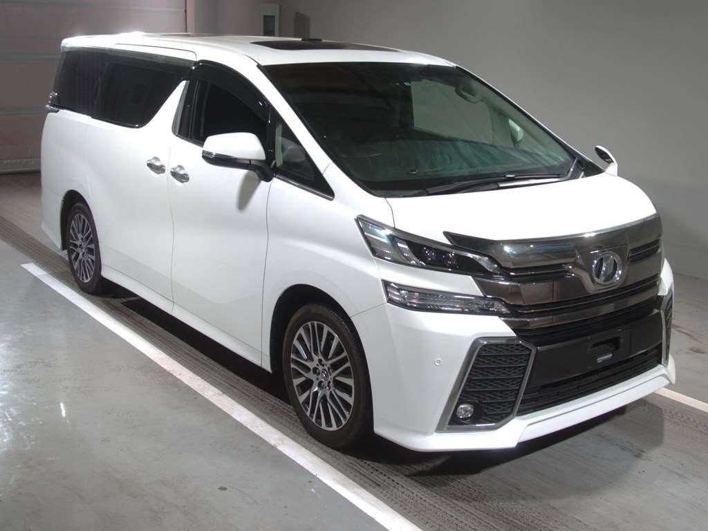 Kelebihan Toyota Vellfire 2015 Murah Berkualitas